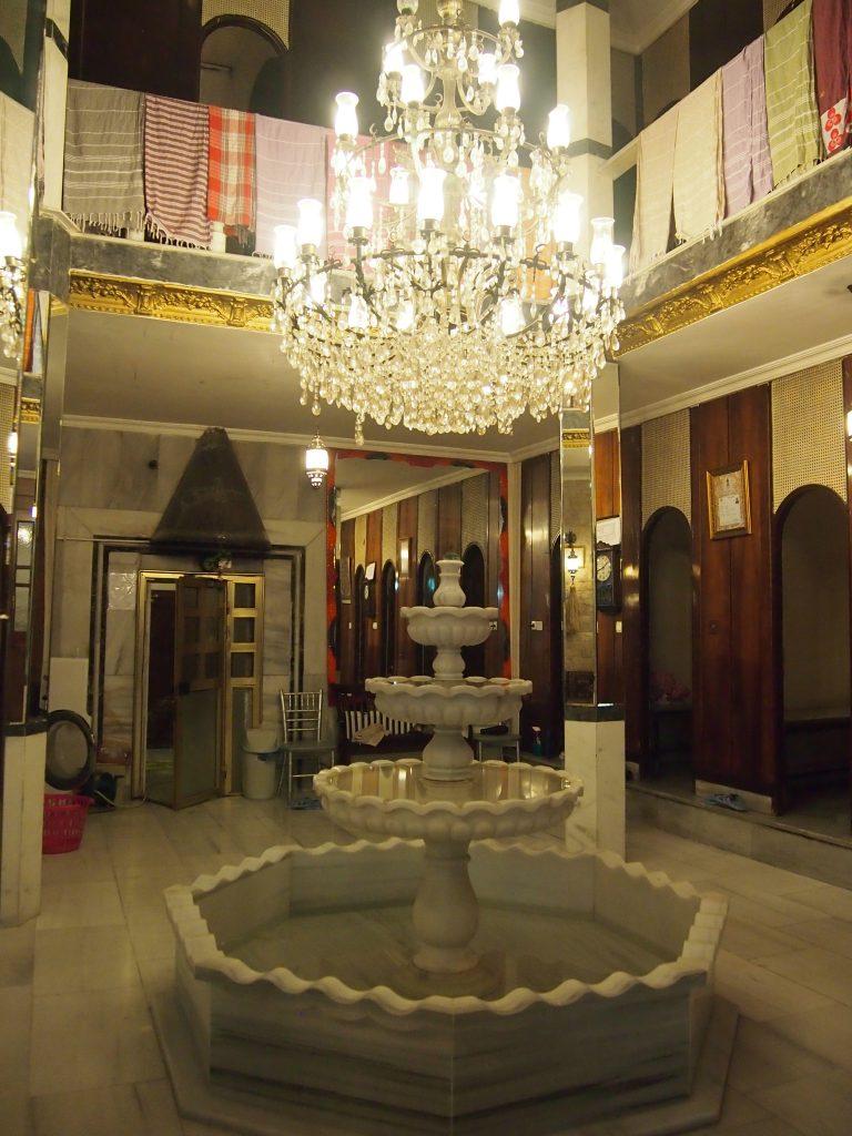 Стамбул. 10 причин, почему туда стоит ехать В общем зале хамама