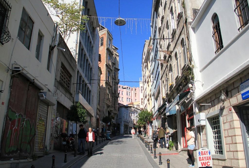 Стамбул самостоятельно на 5 дней.beyoglu