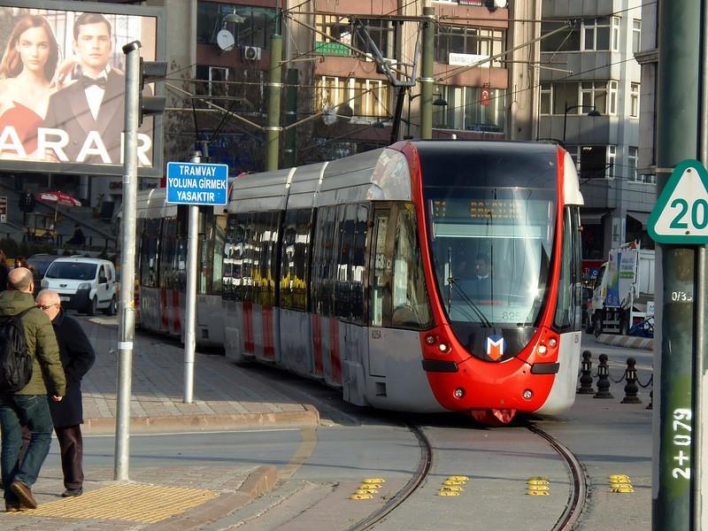 Стамбул самостоятельно на 5 дней. tramvay stambul