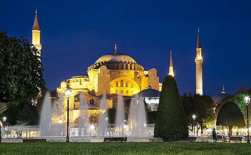 Стамбул самостоятельно на 5 дней. dostoprimachatelnosti stambul