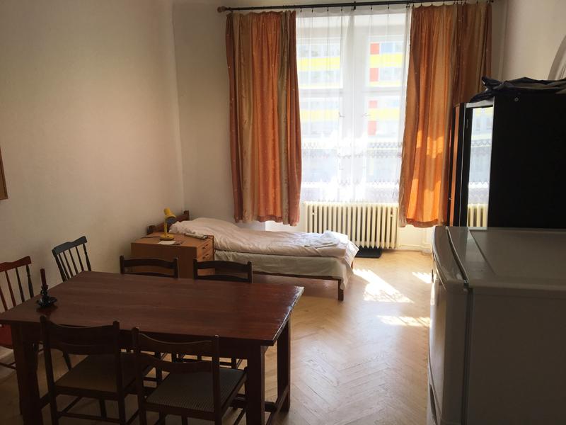 дешевое жилье в Праге