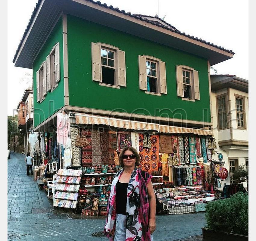 анталия, старый город