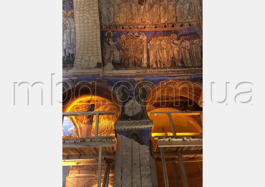 церковь в каппадокии