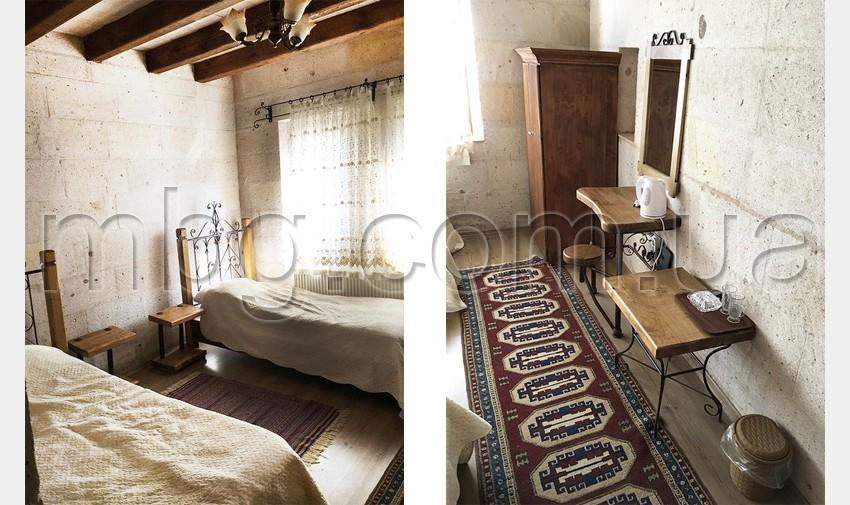 отель в гереме maron stone house