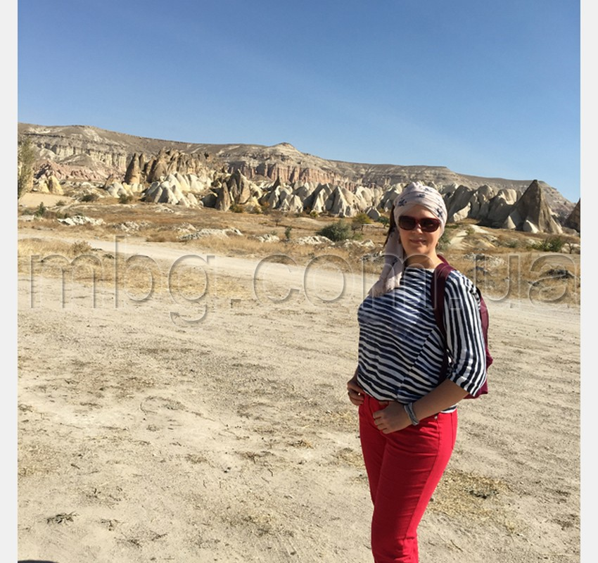 каппадокия, национальный парк гереме