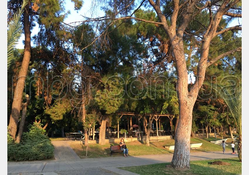 анталия, парк